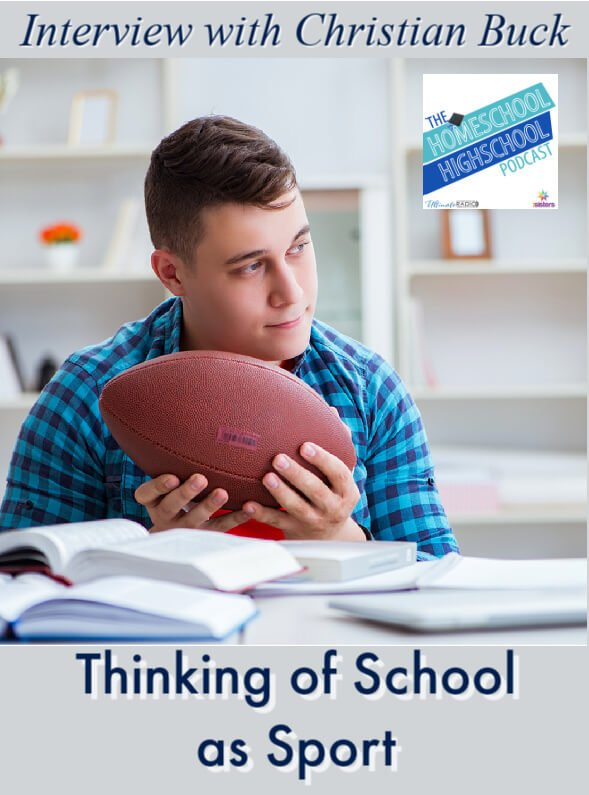 Thinking of School as Sport, Interview with Christian Buck
