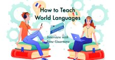 How to Teach World Languages for Homeschool High School, Interview with Anne Guarnera
