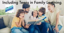 Including Teens in Family Learning, Interview with Amy Sloan