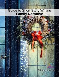 Holiday Family Narrative Short Story Writing Guide