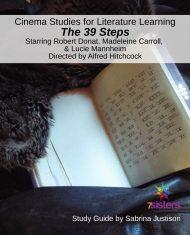 Cinema Study Guide The 39 Steps