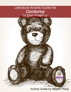 Literature Activity Guide for Corduroy