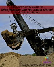 Elementary Literature Activity Guide for Mike Mulligan and his Steam Shovel