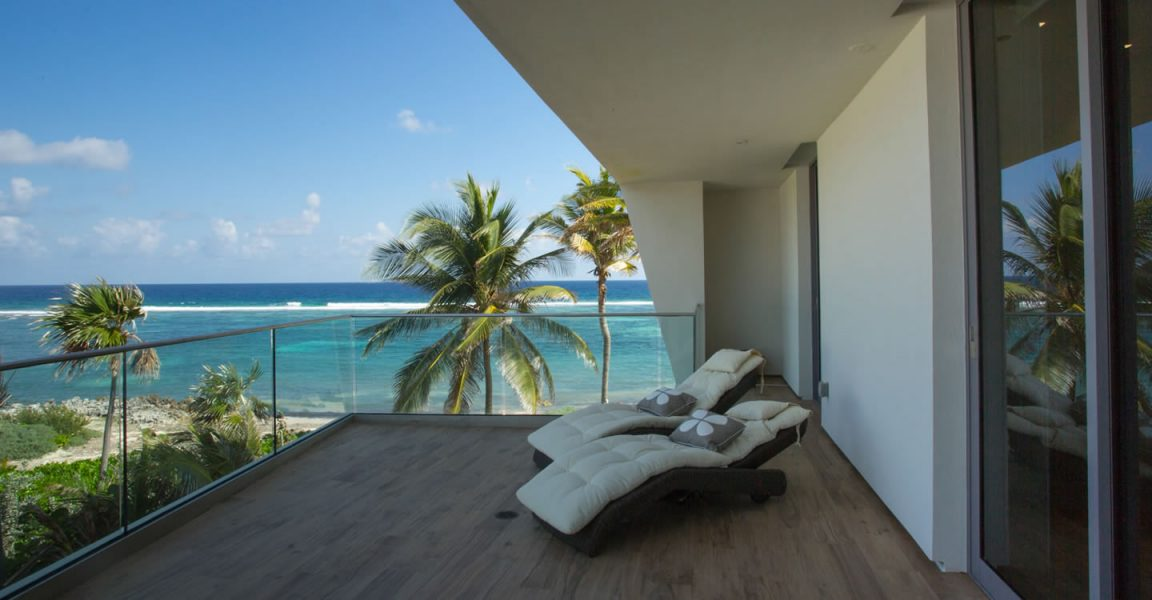 4 Bedroom Ultra Contemporary Beach House For Sale Rum