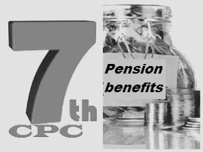 Benefits to Pensioners, Pension arrears fixation calculator In 7th pay commission