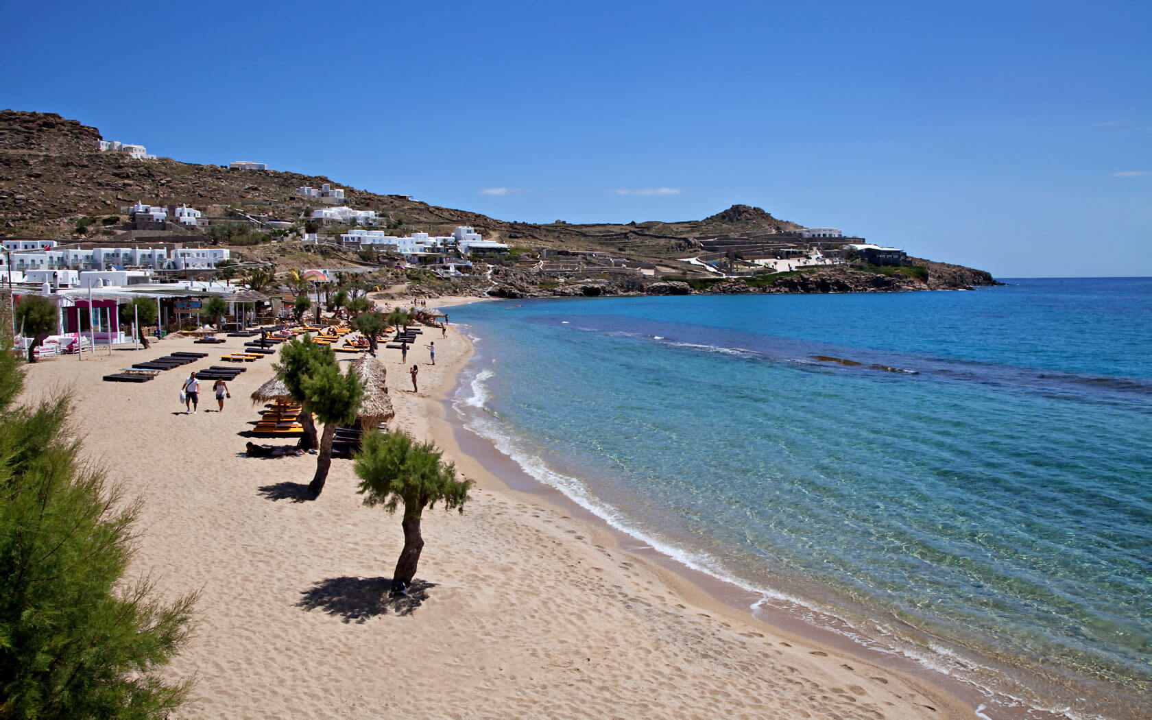 Best Island Beaches For Partying Mykonos St Barts: Ultimate Guide To Build Your Greece Honeymoon Package