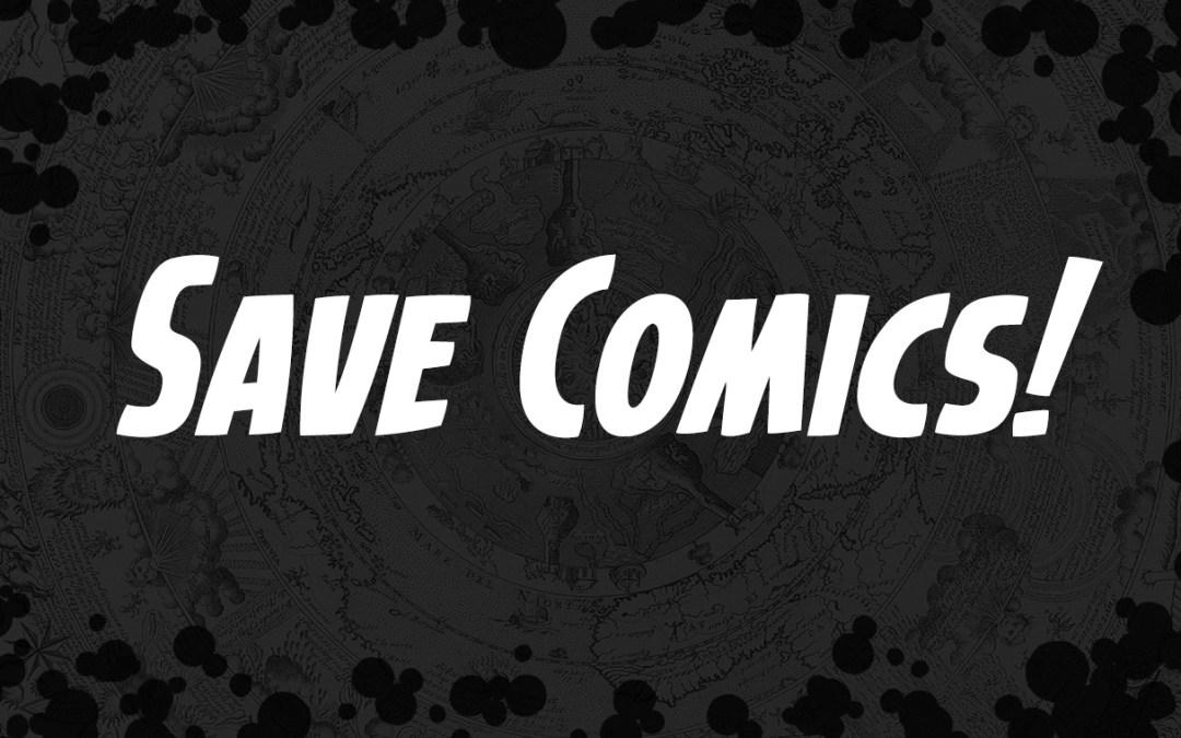 Save Comics Manifesto