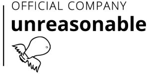 Official Company Unreasonable logo