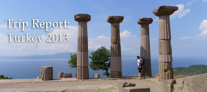 Field Agent Trip Report: Turkey 2013