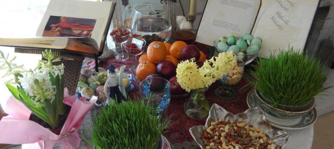 Highchair Travelers: Nowruz–The Persian New Year