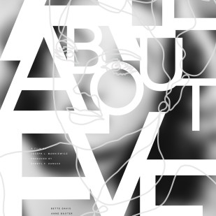 """Poster for """"All About Eve"""""""