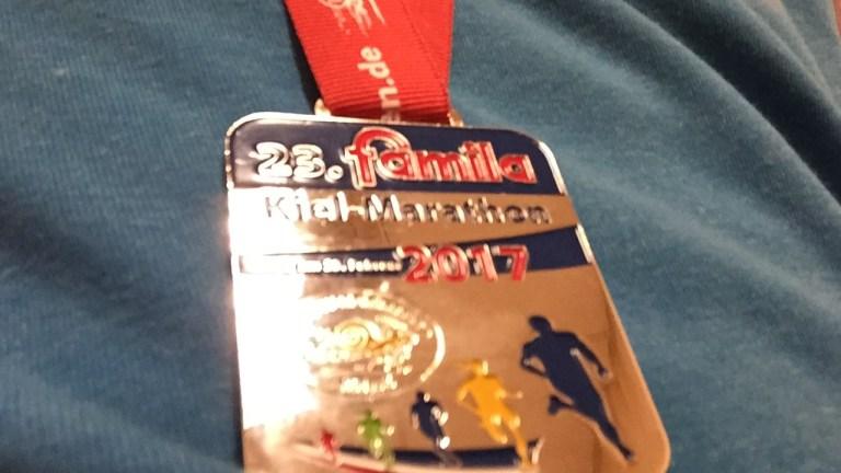 Die versehentliche Bestzeit – 23. famila Kiel-Marathon 2017