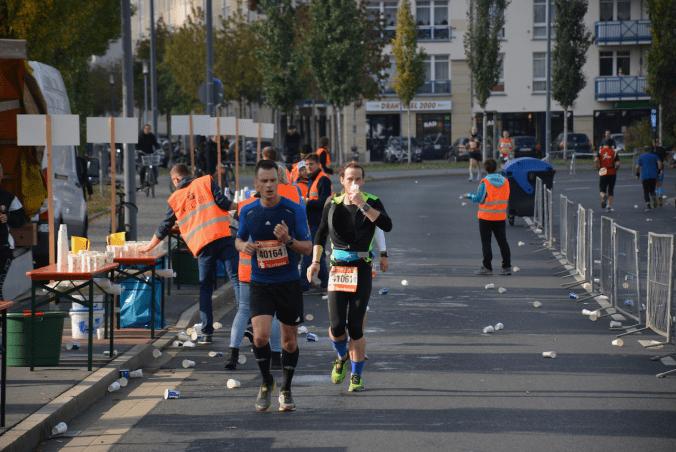 Das Leiden beginnt - Kilometer 30