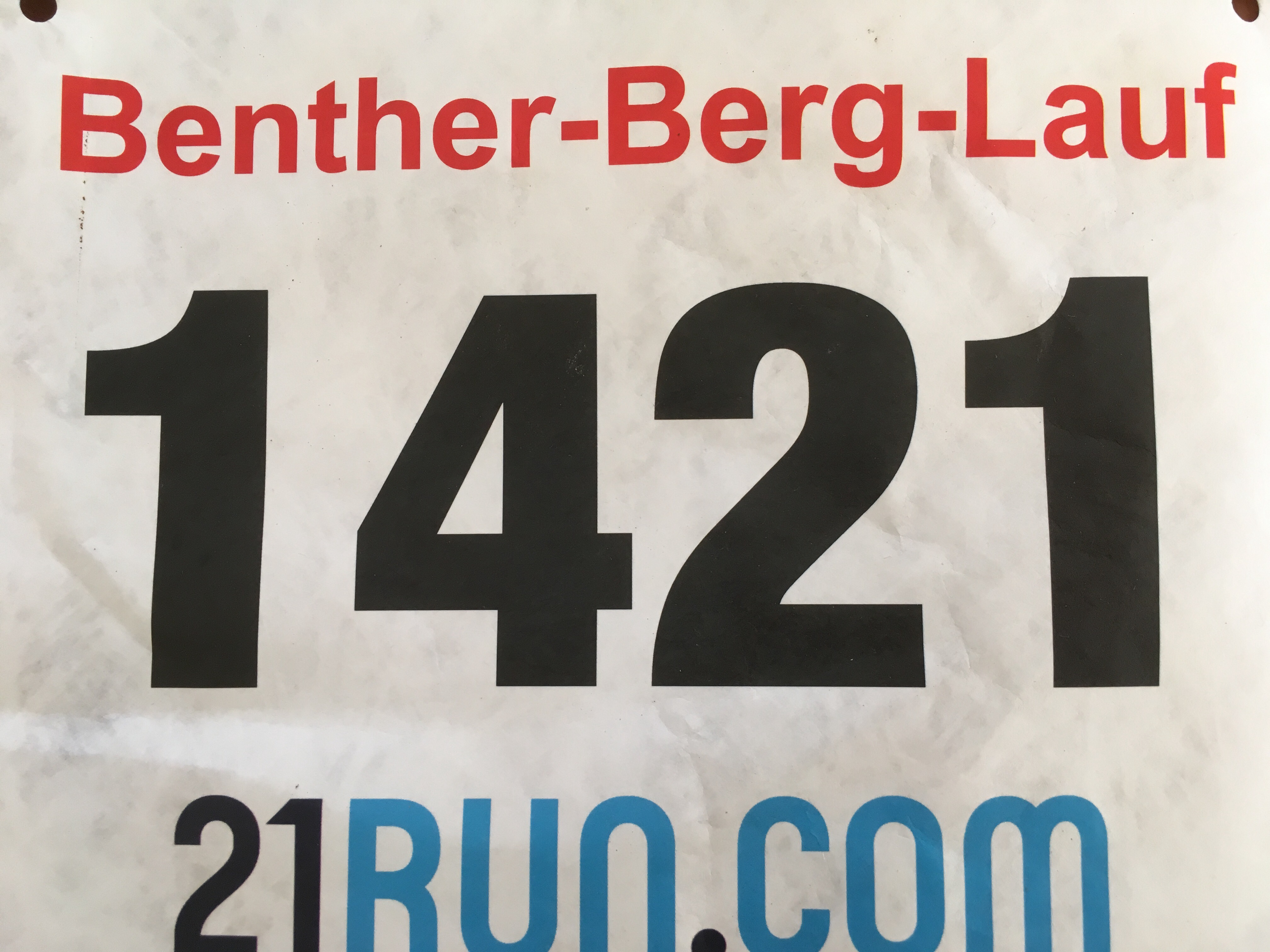 Benther-Berg-Lauf 2018
