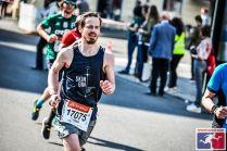Das Leiden ins Gesicht geschrieben - Berliner Halbmarathon 2019