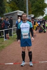 Mein erster Lauf als HAJ Hannover Marathon-Botschafter - Der Benther-Berg-Lauf 2019