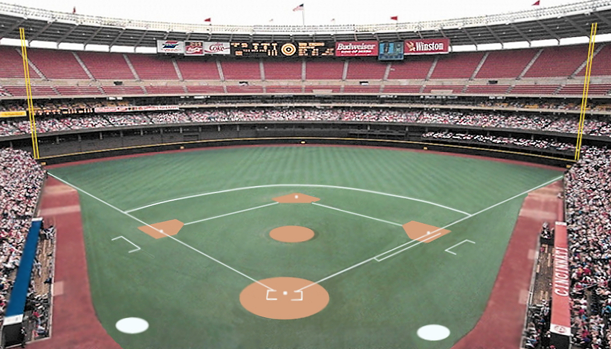 Image result for riverfront stadium