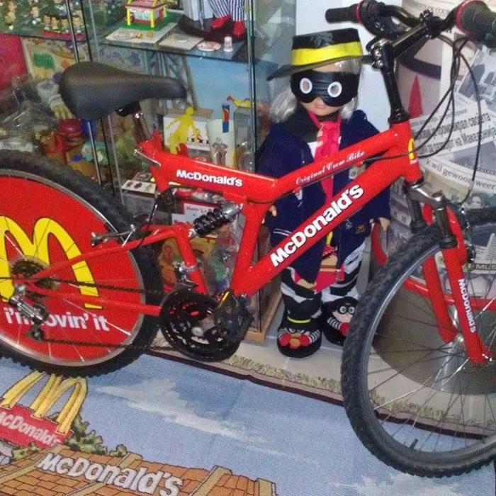 Clim Supplie Uit De Kast McDonalds