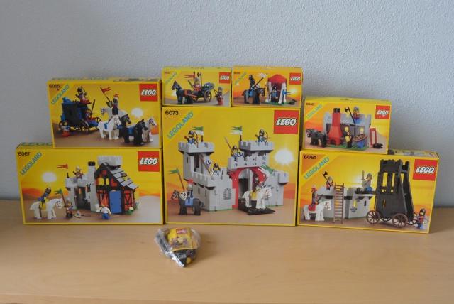 Sebastien Pex LEGO Castle