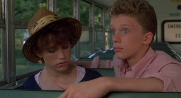 Sixteen Candles Molly Ringwald 2