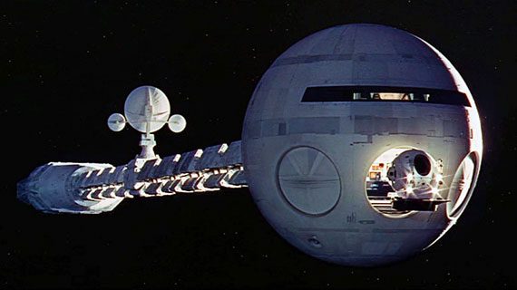 Ruimteschip Uss Discovery (2001)