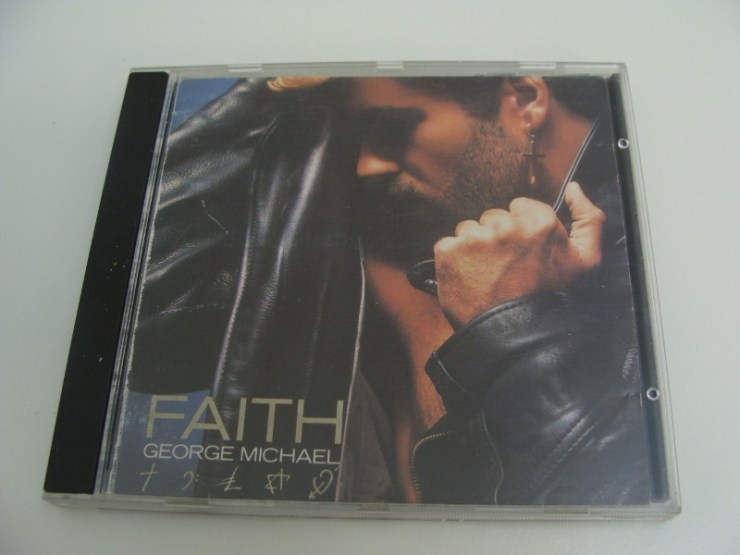 Faith George Michael Haul