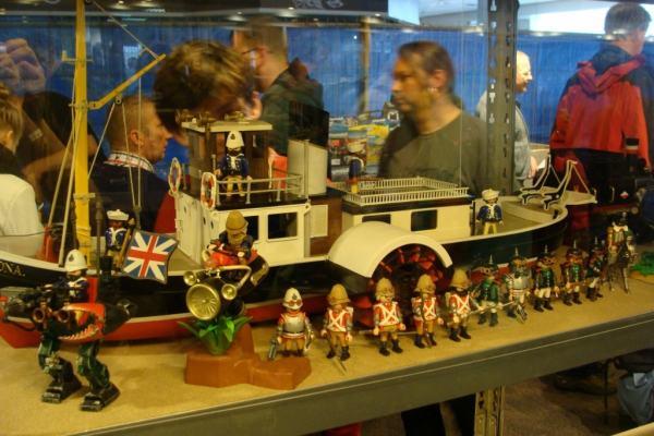 Playmobil beurs Oosterhout