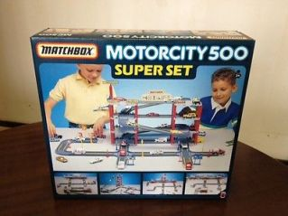Matchbox Motorcity 500 80sgeek