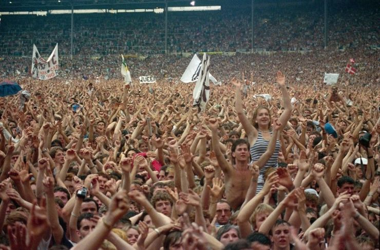 Live Aid 80sgeek