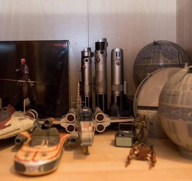 Padewan Star Wars (2)