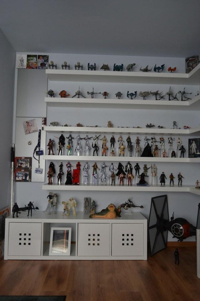 Davy Segers Star Wars Tie Fighter Black Series