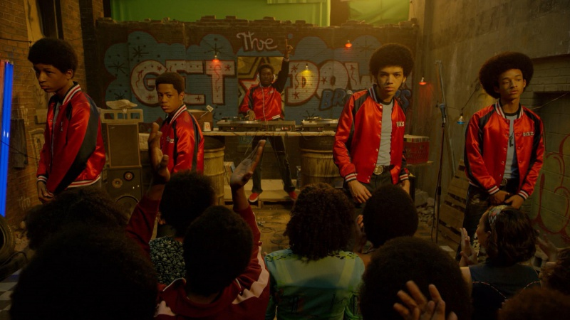 The Get Down Baz Luhrman Netflix Original 2