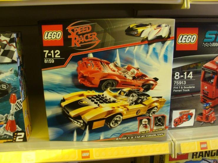 LEGO Speed Racer 2T-Toys