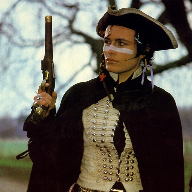 adam ant musketeer 80s