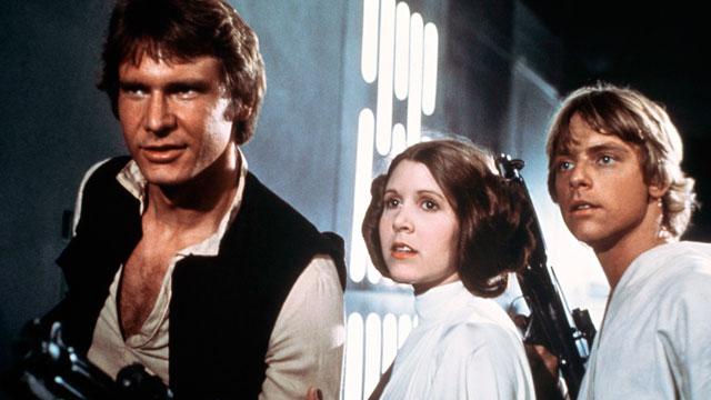 star wars cast franchise
