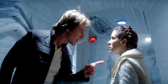 Hoth Leia Han Solo