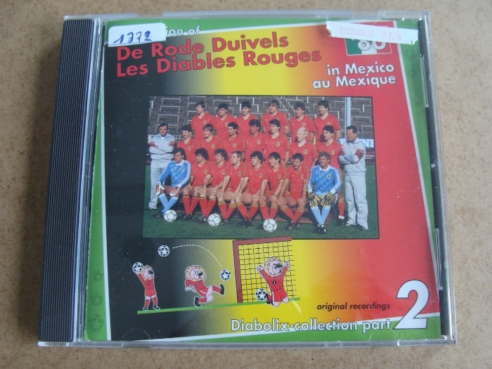 De Rode Duivels 1986 Haul