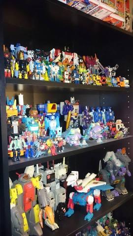 Transformers Vintage 80s