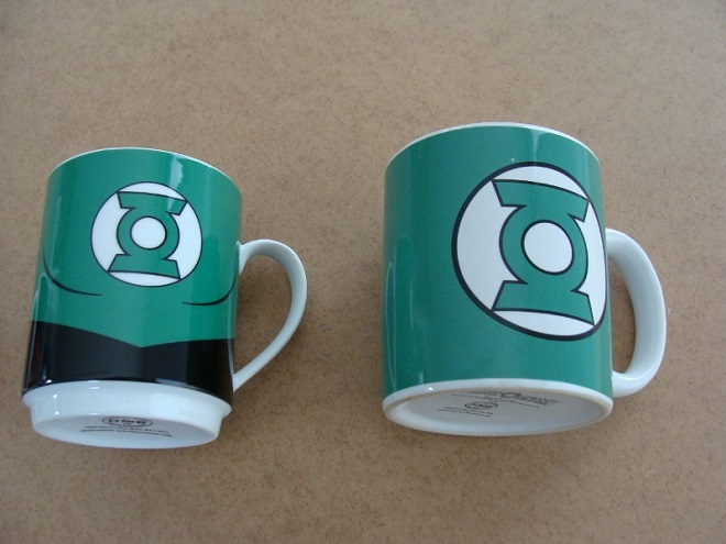haul mugs Green Lantern