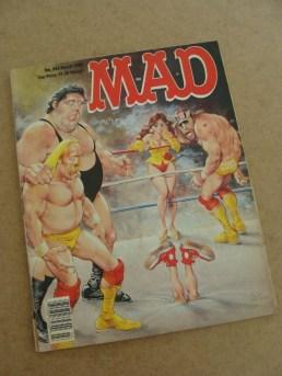 Mad Magazine de eerste