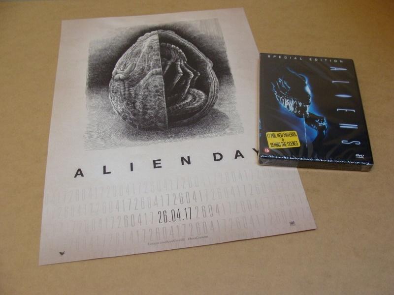 Alien Reprise Kinepolis Free Gift