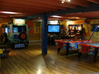 Center Parcs Arcade Hall