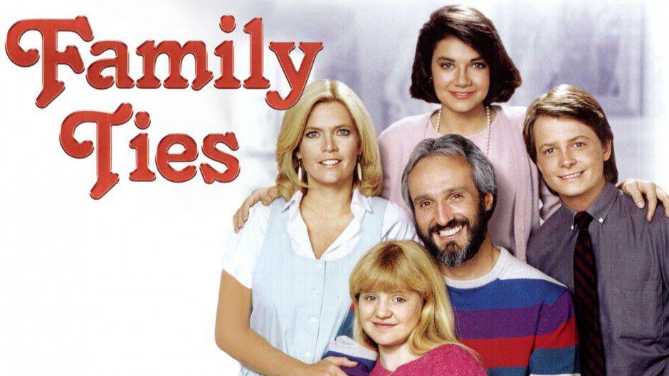 Family Ties Hello Geeky World