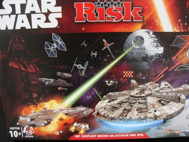 Kruidvat RISK Star Wars