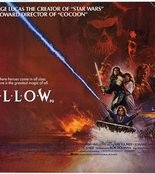 willow Movie Poster