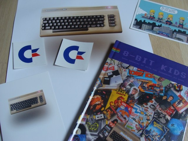 Win 8-bit Kids - Growing Up With The Commodore 64