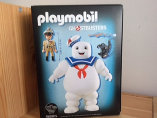 Stay Puft Ghostbusters Playmobil