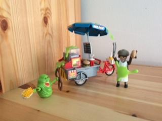 Slimer Ghostbusters Playmobil