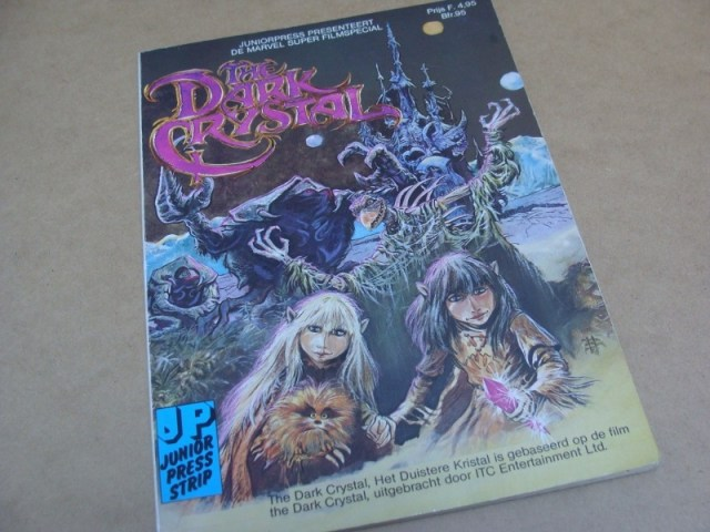 The Dark Crystal Juniorpress
