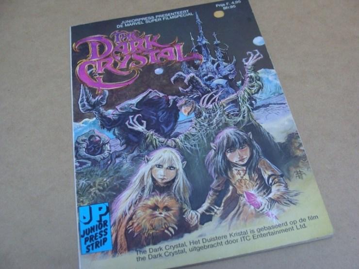 The Dark Crystal Juniorpress